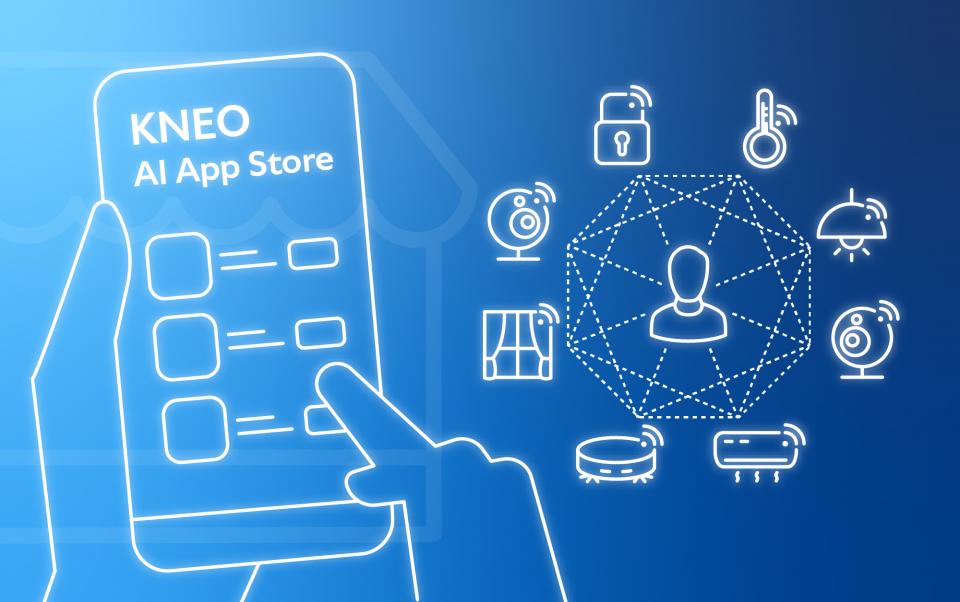 KNEO AI App 商城